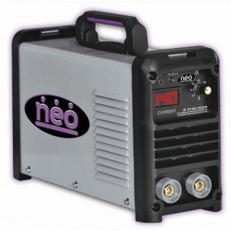 SOLDADURA ELECTRICA NEO INVERTER 20 A 140 AMP IE9140/220M
