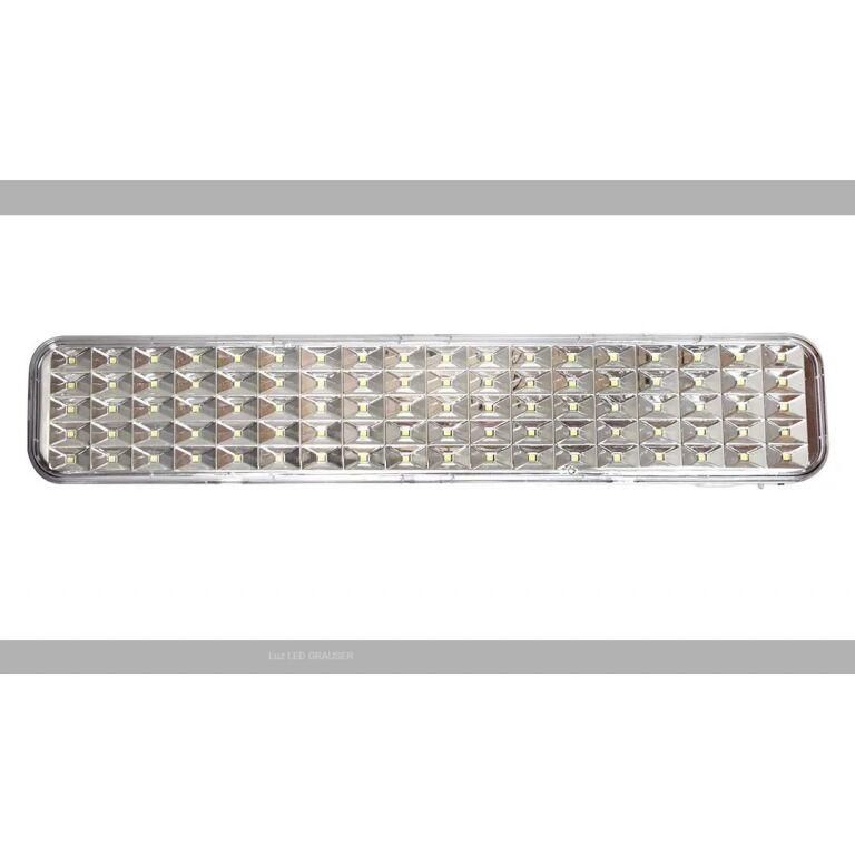 LINTERNA Y LUMINARIA GRAUSER EMERGENCIA 90 LED AL-3690